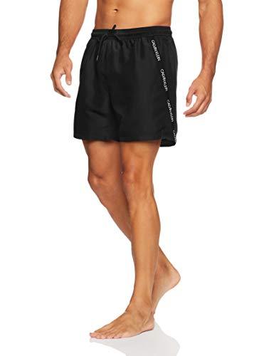 Tommy Hilfiger Medium Drawstring Bañador de natación, Negro Black 001, XXL para Hombre