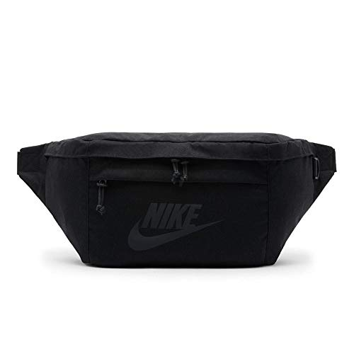 Nike NK Tech Hip Pack Bolsa, Adultos Unisex, Black/Anthracite, One Size