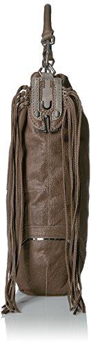 Liebeskind Tokio F7 Sac à main porté épaule cuir 38 cm braun