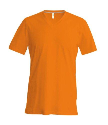 KaribanHerren T-Shirt Orange