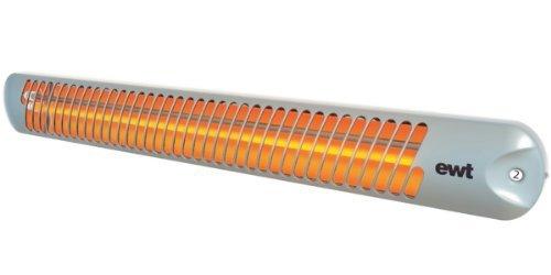 EWT, 077523, Lampada riscaldante a infrarossi Strato 218 S