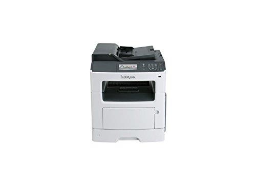Lexmark 35s4485 MX410 schwarz/weiß Laserprinter - 512 Mb Paket