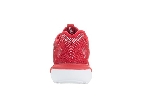 Adidas Ace 16.1 Primeknit Fg / ag morsetti di calcio (solare Verde, shock pink), 12,0 D (m) Us, Sola Scarle/Scarle/Ftwwht