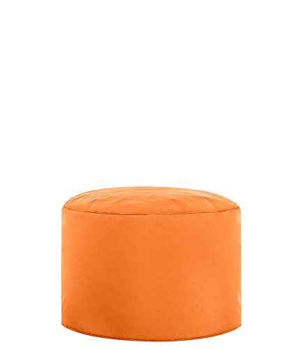 MAGMA Outdoor-Sitzsack Scuba dot com orange