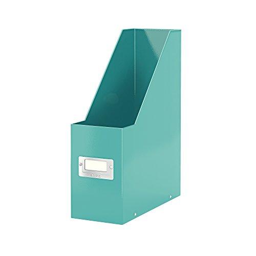 Leitz Stehsammler Eisblau, A4, Click & Store