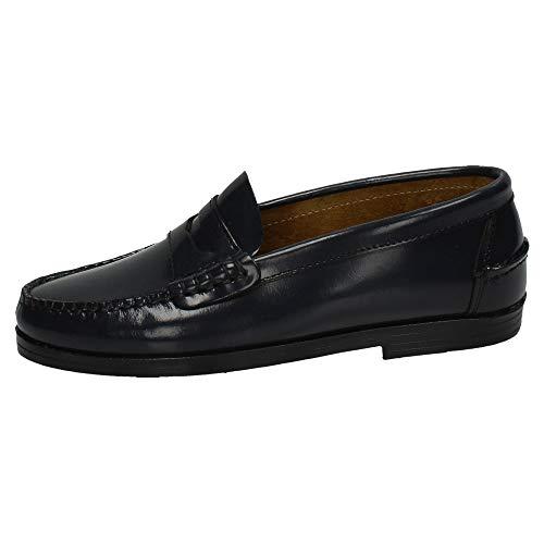 MADE IN SPAIN 210 Castellanos DE Piel NIÑO Zapatos