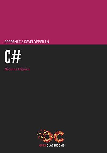 Apprenez à développer en C#: relookage