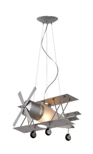 lucide-77468-01-36-lampadario-focker-in-vetro-metallo