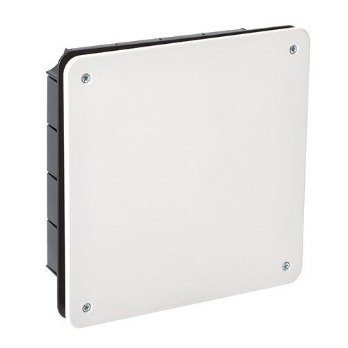 Unterputz Abzweigkasten (200x200x50mm, Deckel mit Schrauben)