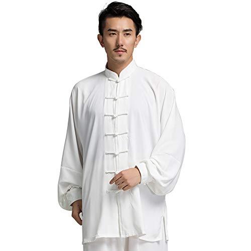 Chinesische Pflanze Baumwolle Tai Chi Kleidung Männer