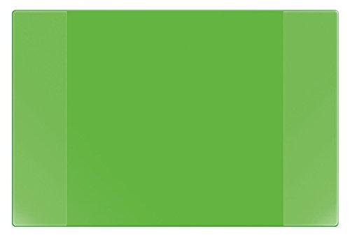Veloflex 4680341 Schreibunterlage Velocolor, Schreibtisch-Unterlage, mit Kalender, 40 x 60 cm, grün