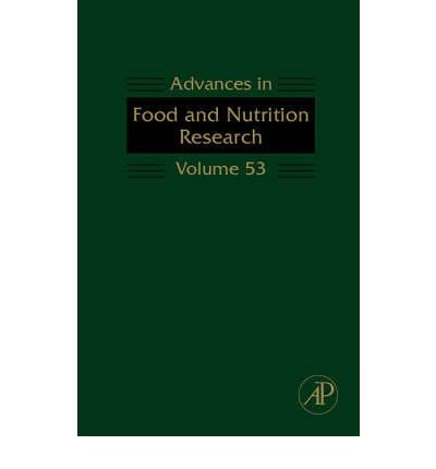 advances-in-food-and-nutrition-research-author-steve-taylor-published-on-november-2007