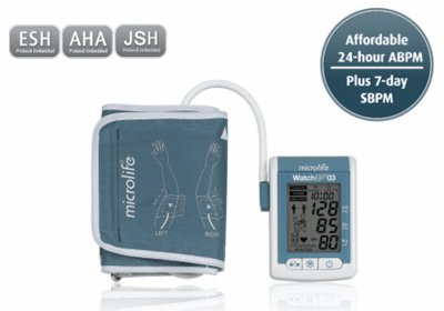 WatchBPO3 - Monitor de presión arterial microvida