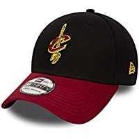 new concept 9829e e174e New Era Men s Blackbase 39 Thirty Clevland Cavaliers Cap