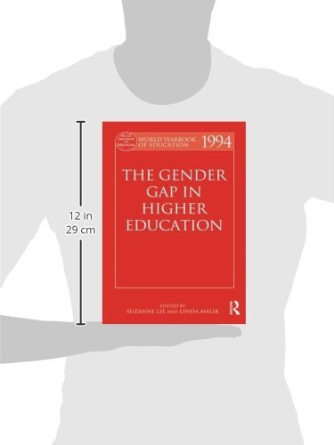 World Yearbook of Education 1991-2000: World Yearbook of Education 1994: The Gender Gap in Higher Education