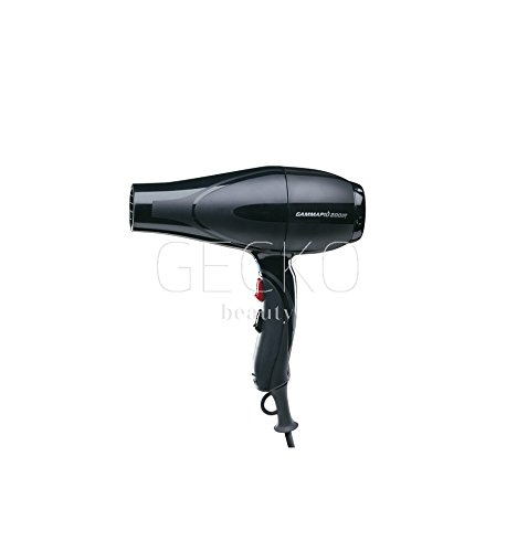 Secador Gamma Piu 2001R Negro 2100W