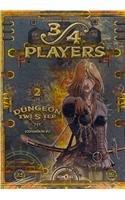 Dungeon Twister: Expansion #2 : 3/4 Players par Christophe Boelinger