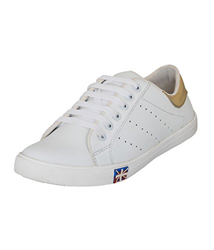 Comfort Boot Men Casual Shoes (White)