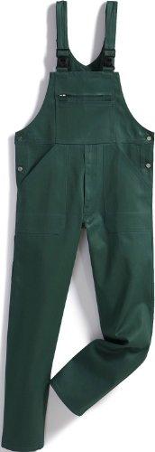 BP Workwear Arbeits-Latzhose Basic - grün - Größe: 64