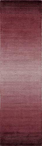 Momeni Rugs METROMT-12FGN2339 Metro Collection Teppich, 100% Wolle, handgewebt Modern 2'3
