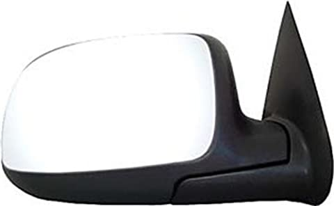 CIPA 27373 Chevrolet/GMC OE Style Chrome Manual Replacement Passenger Side Mirror by CIPA