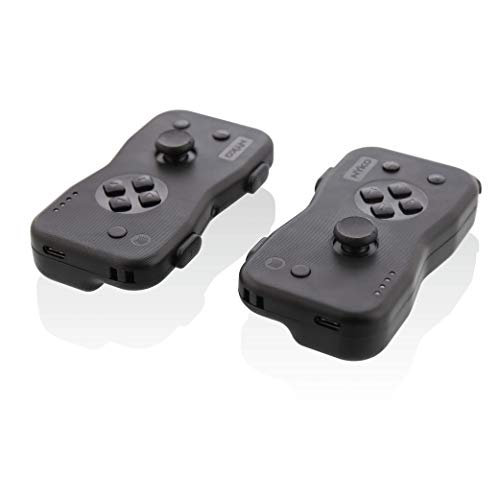 Nyko Dualies - Pair of Motion Controllers with Included USB Type-C Charging CableJoy-Con Alternative for Nintendo Switch [ ]