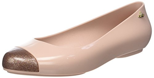 Vivienne Westwood & Melissa VW Space Love 20 amazon-shoes beige Primavera