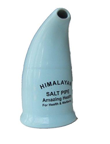 Himalayan Salt Pipe - Porcelain