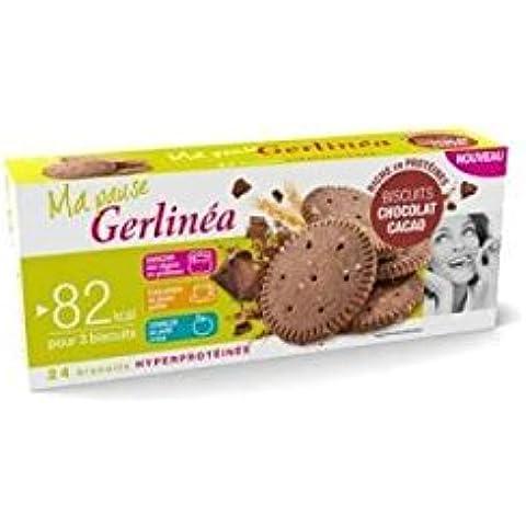 gerlinéa–galleta chocolate cacao–150g