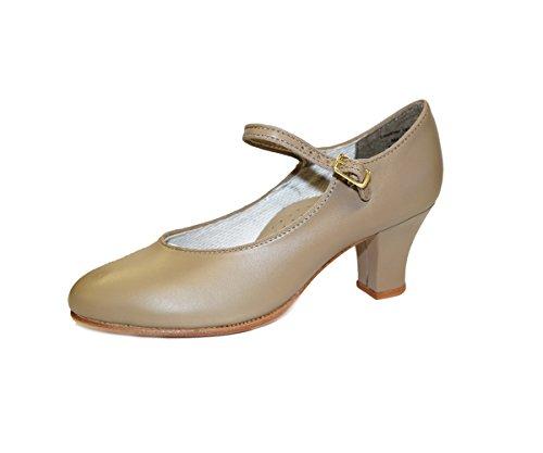 New Sapato Pele Vivendo York Cabaret Dança De nX8xTqwR7