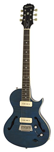 EPIPHONE BLUESHAWK DELUXE   GUITARRA ELECTRICA  COLOR MIDNIGHT SAPPHIRE