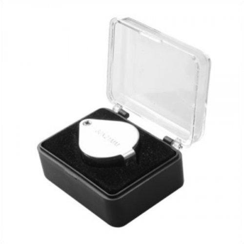 Juwelier Lupe 30 Fach 30X Vergrößerungsglas 21mm Lupen OVP