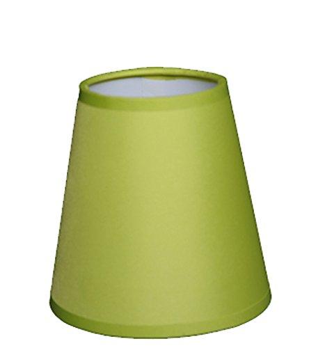 Lampenschirm Aufstecker Lime Grün 11-7-11 (Unten Grün)