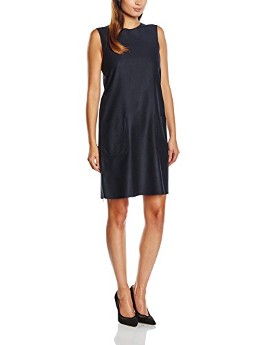 Marc O\'Polo Damen 509 0407 21199 Kleid, Blau (Moonless Night 884), Herstellergröße: 38