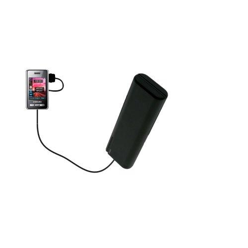 Advanced AA Akkupack als Ladezubehör kompatibel mit Samsung SGH-D980 DUOS Mit TipExchange Technologie