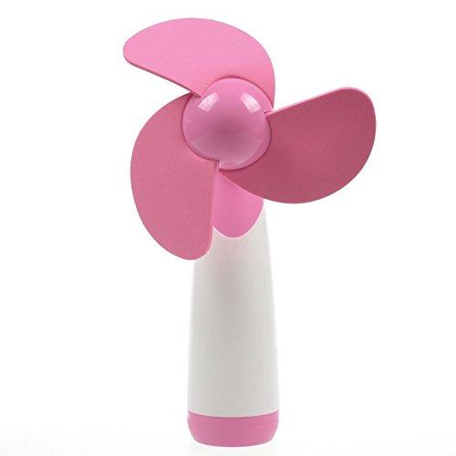 Mini Ventilatore, Intsun Portatile Ventilatore, AA Batteria, Handheld, raffreddamento ventilator, ventilatori elettrici personali per casa e in viaggio