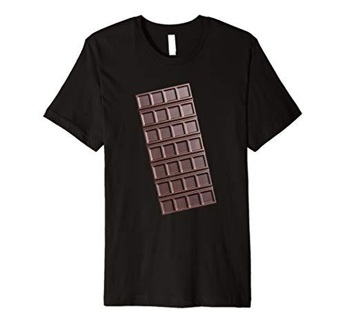 Smores Schokolade Bar Passende Halloween-Kostüm Shirt