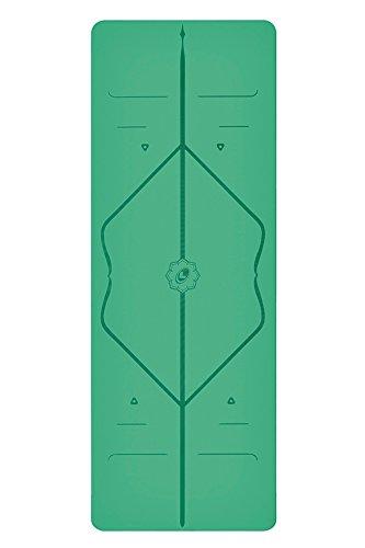 Liforme Yogamatte Grey (Green)