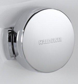 COMFORT LEVEL (verlängert) 4002 Ab- und Überlaufgarnitur KALDEWEI original