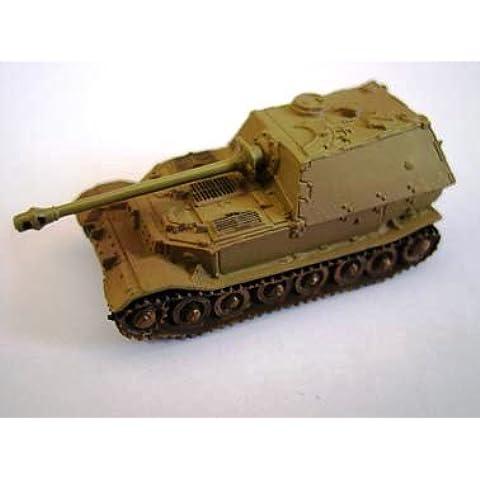 1/144 tanque Mundial Museo de la serie 01-17 elefante pesado tanque destructor camuflaje monocromatica solo articulo