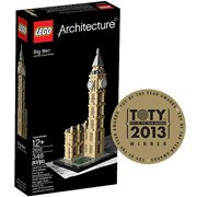 Lego Architecture Uk Big Ben Play Set Picture