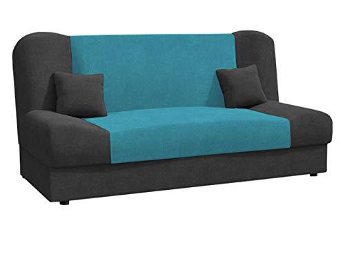 Schlafsofa Jonas Style Sofa Mit Bettkasten Und Schlaffunktion Bettsofa Schlafcouch Microfaser Couch Vom Hersteller Wohnlandschaft Alova 36