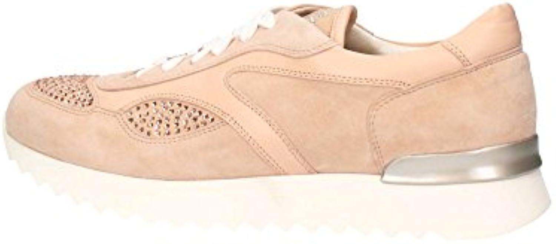 Cesare P. By Paciotti ZW01 CAMOSCIO rosa scarpe scarpe scarpe da ginnastica Donna | Ha una lunga reputazione  | Scolaro/Signora Scarpa  522cf8