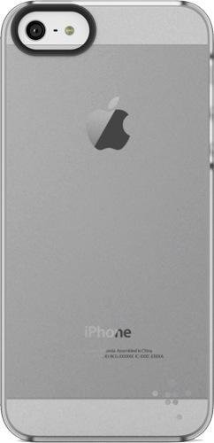 Luxe Sheer (Belkin Shield Sheer Luxe Acryl-Schutzhülle für iPhone 5/5s weiß)
