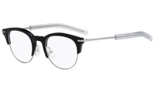 Dior Homme Montures de lunettes Dior0202 Pour Homme Black / Matte Palladium