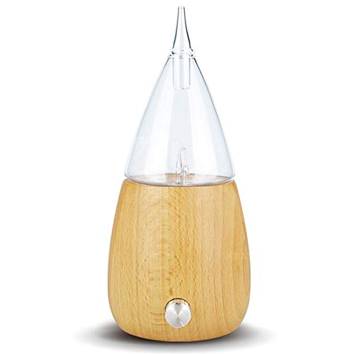 Eruditter Luftbefeuchter - Luftbefeuchter Schlafzimmer Luftreiniger-Diffusor Ätherisches Öl Cold Spray