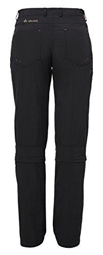VAUDE women's pantalon pour femme farley zO pantalon pour homme Noir - noir