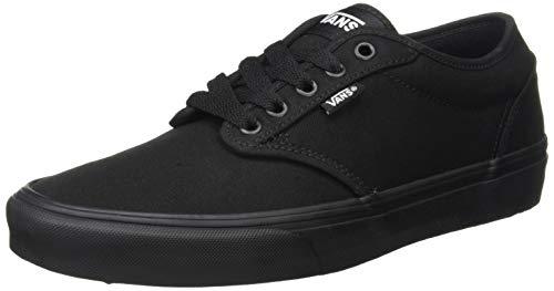 Vans Herren Atwood Canvas Sneaker Sneakers, Schwarz (Black), 47 EU