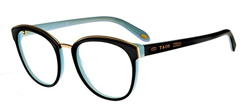 Brillen Tiffany TIFFANY 1837 TF 2162 BLACK TURQUOISE Damenbrillen
