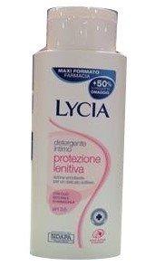 Lycia Detergente Per Igiene Intima Lenitivo Maxi Formato 250+125 ml